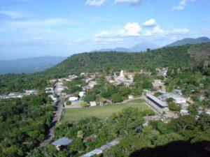 La Ciudad de Alegria es un municipio del departamento de Usulután