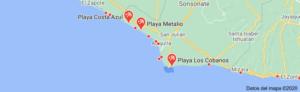 Playas de Sonsonate El Salvador
