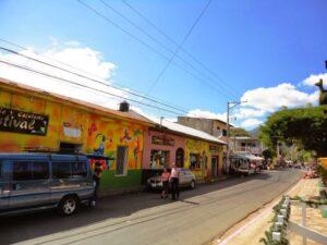 Juayua es uno de los pueblos más importantes de El Salvador