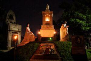 El Salvador cementerio los ilustres