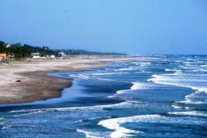 Conoce la playa el Majahual en El Salvador
