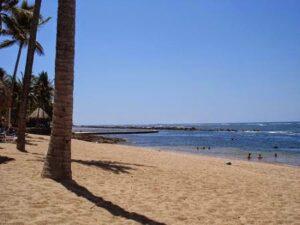 Las playas de El Salvador