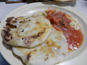 platos tipicos de El Salvador