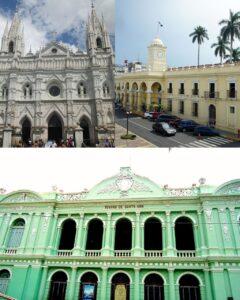 santa ana El Salvador y su cultura urbana