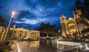El Salvador y su cultura urbana