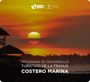 Programa de desarrollo turístico de la franja costero marina