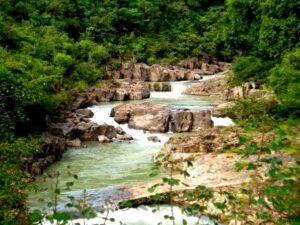 el salvador lugares turisticos Río Sapo