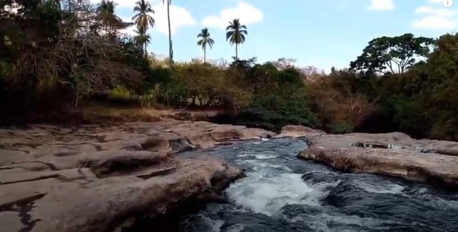 El Salto de Malacatiupan es peligroso